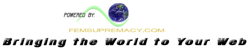 Femsupremacy Banner Advertising - Bringing the World to Your Web